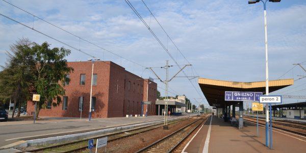 Dworzec w Gnieźnie
