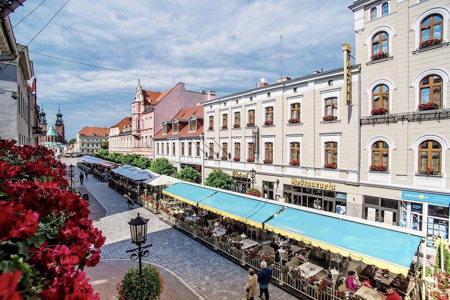 Hotele w Gnieźnie